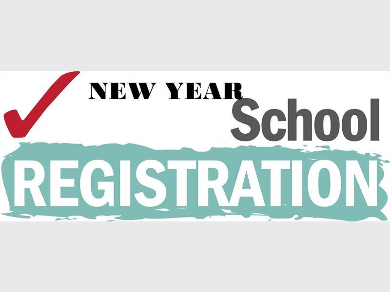 Registered in new School