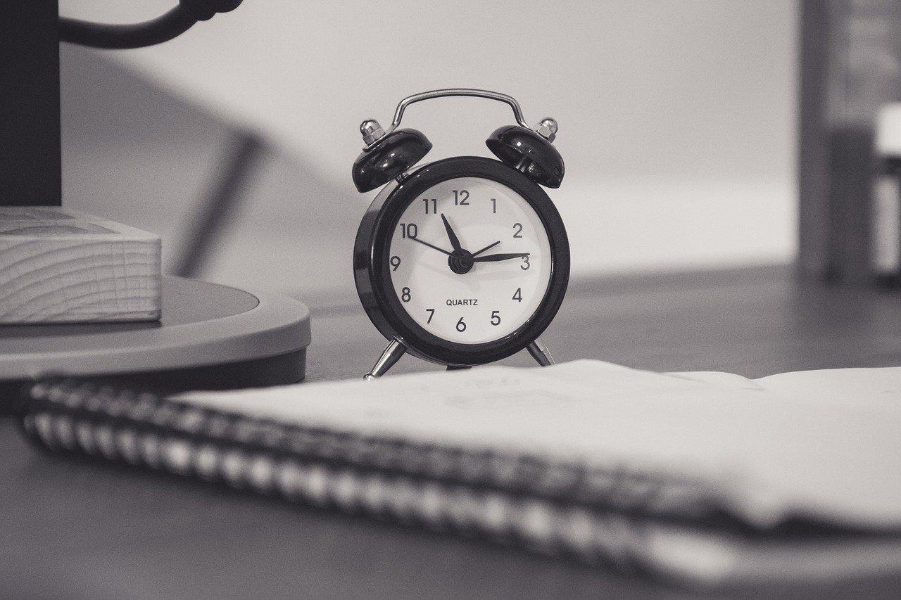 time judiciously