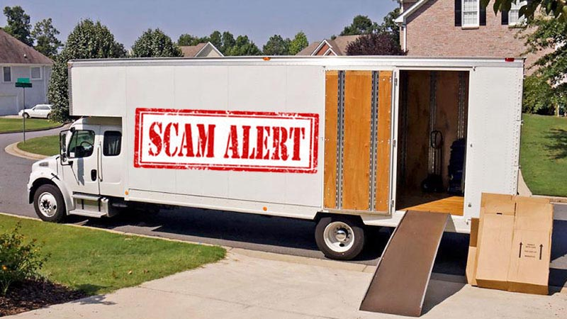 tips to avoid packers movers scams