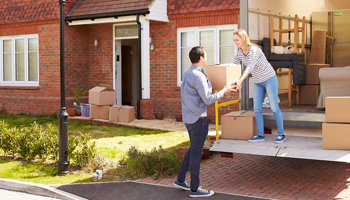 RELOCATING YOUR HOME