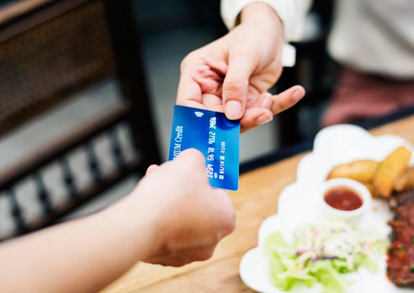 Open an American bank account