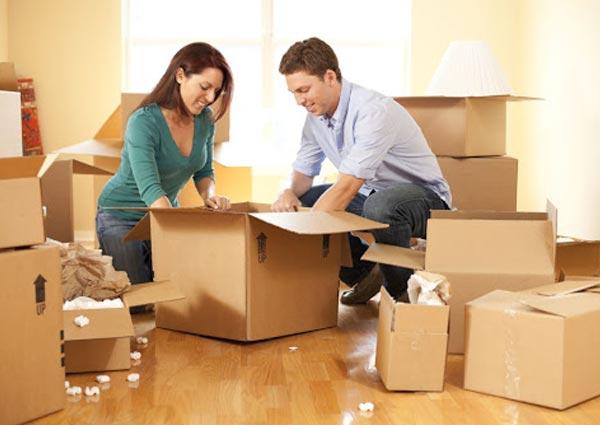 Relocate your belongings