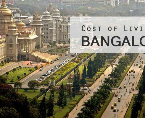 Cost of Living in Bangalore