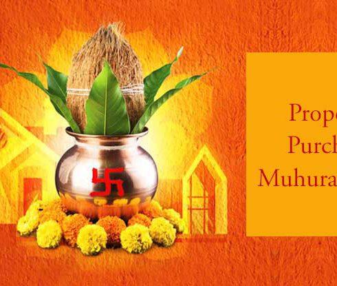 Property Purchase Muhurat