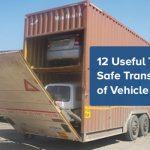 Safe Transportation of Vehicle