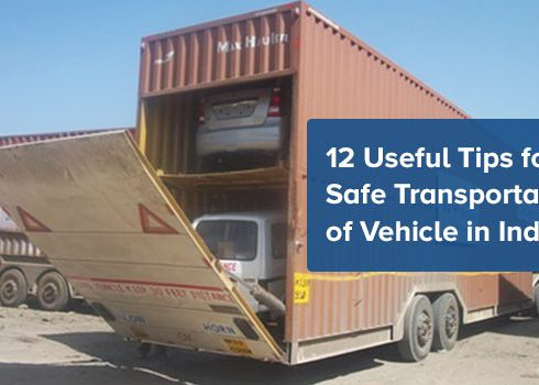 Safe Transportation of Vehicle