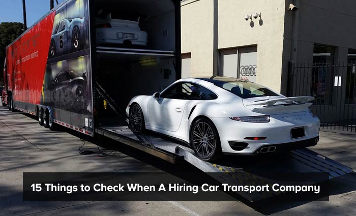 Car Transport Company