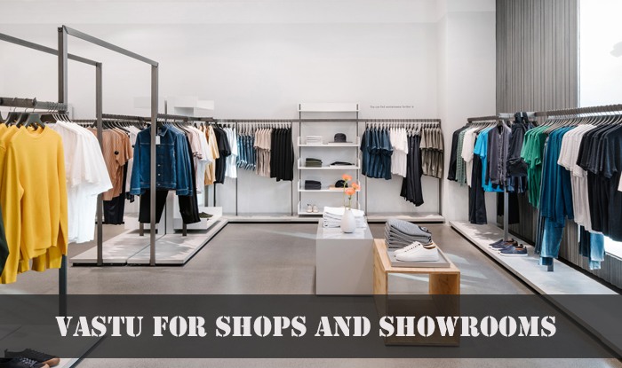 Vastu for Shops and Showrooms