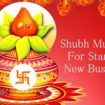 Muhurat For Starting New Business