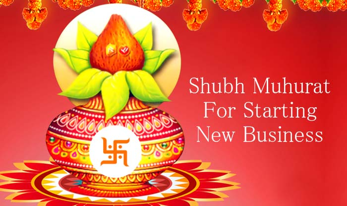 Muhurat For Starting New Business