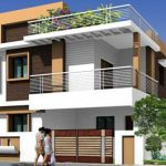 Duplex House in India