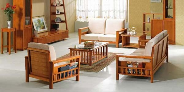 wooden decors