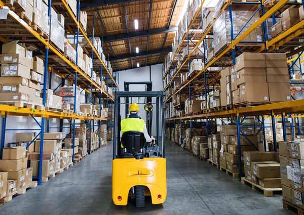 Procedure of Warehousing & Storing Goods