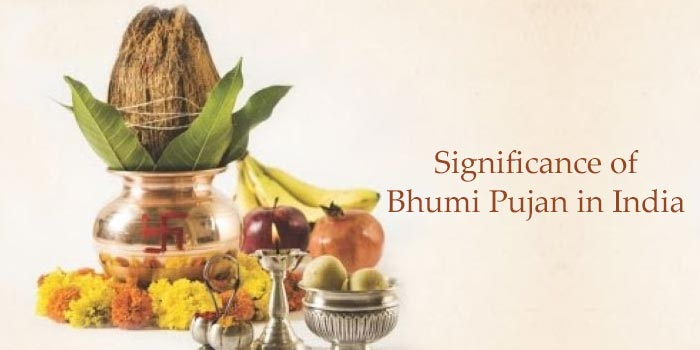 Significance of Bhumi Pujan