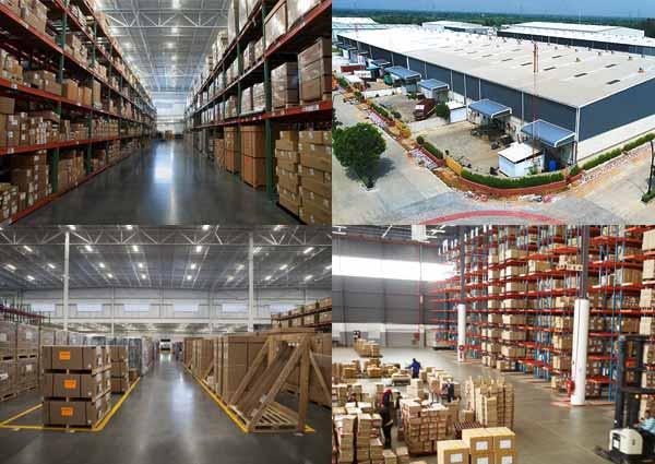 Types of Warehousing & Storage Facilities
