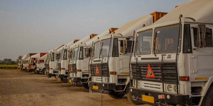 Household Goods Transport in India