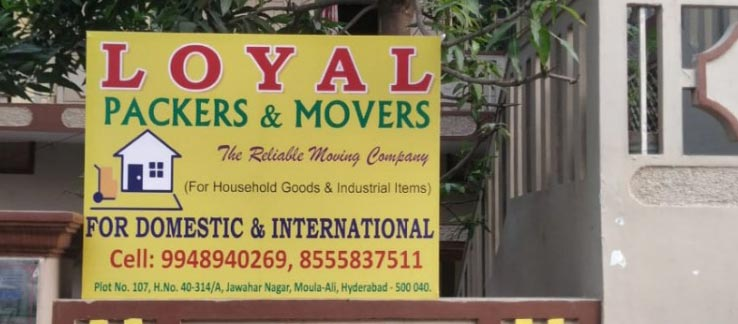 Loyal Packers and Movers